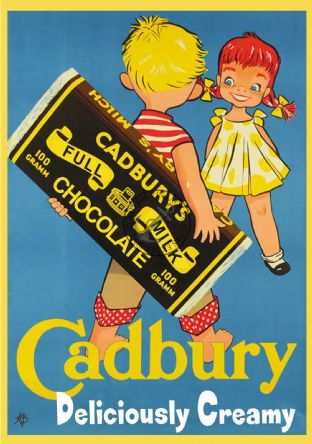 Cadbury Chocolate Advert